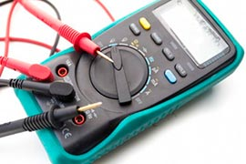 Calibração de terrômetro