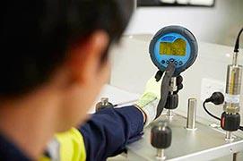 Calibração de instrumentos de medição rj