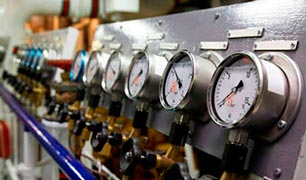 Calibração de extensômetro