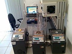 Serviço de calibração instrumento