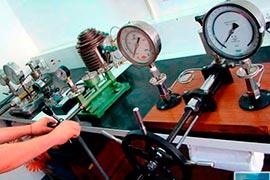 Instrumento de medição para calibração