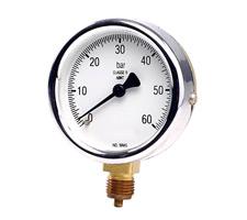 Calibração de manômetros analógicos