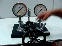 Empresa de calibração de manômetros