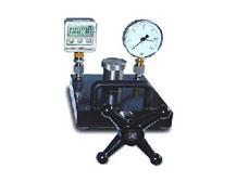 Aparelho para calibração de manômetros