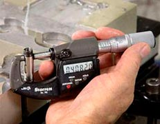 Calibração de micrômetro