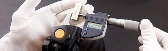 calibração de micrômetro interno