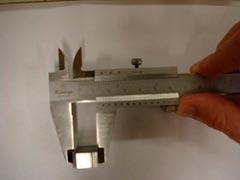 Serviços calibração de paquímetro