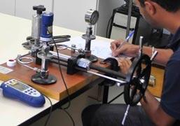 Serviços de calibração de frequencímetro