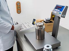 Serviços de calibração de gaussimetro