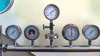 Serviços de calibração de anemômetro