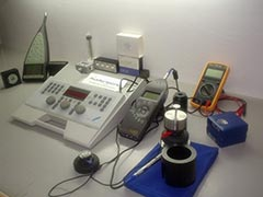Empresa de calibração de termohigrometro