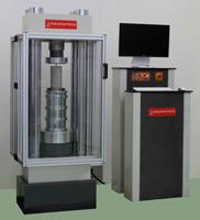 Serviços de calibração para máquinas de ensaio