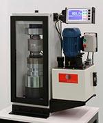 Manutenção em máquinas de ensaio