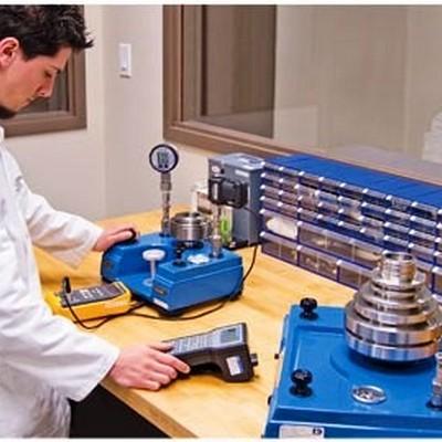 Calibração aferição de instrumentos de medição sp
