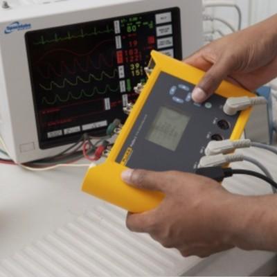 Calibração de aferição de instrumento sp