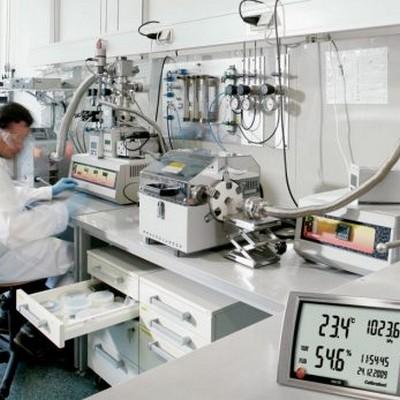 Laboratórios acreditados rbc
