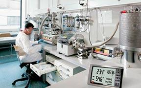 Laboratório de calibração de balanças
