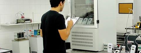 Calibração de equipamentos de laboratório preço