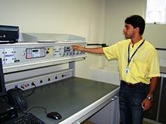 Calibração de equipamentos de laboratório químico preço