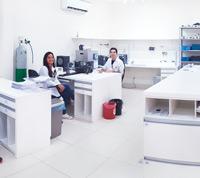 Laboratório de calibração dimensional