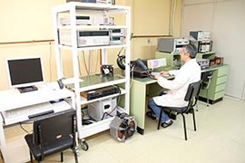 Laboratório de calibração em são paulo