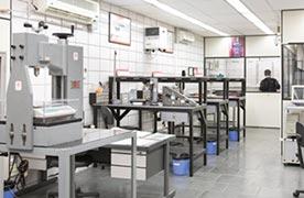 Laboratório de calibração escala