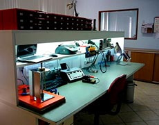 Manutenção de balanças calibração