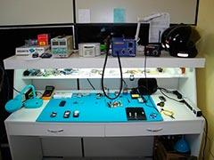 Manutenção de calibração de balanças