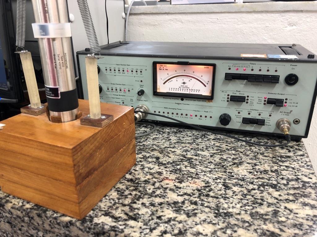 Calibração acústica