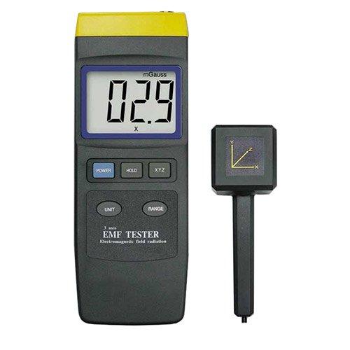 Calibração de gaussmeter