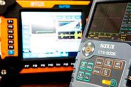 Calibração do aparelho de ultrassom
