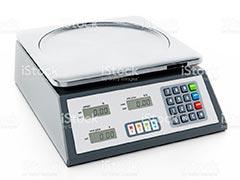 calibrar balança eletrônica