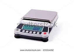calibrar balança de precisão