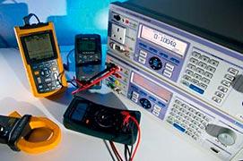 Empresa de aferição de instrumentos - Atendimento somente na região Sul do Brasil.