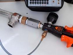 manutenção em instrumentos de medição