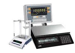 Manutenção de balanças eletrônicas